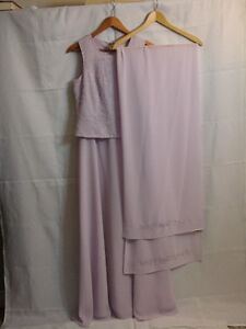 Lilac Mother of the Groom/Bride Dress