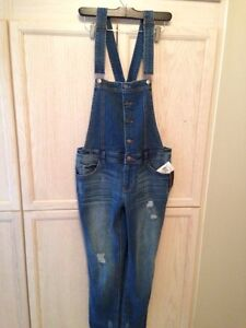 Overall jumpsuit by Material Girl (New with tags) size Large