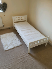 Ikea toddler bed slept on no more then 5 times!