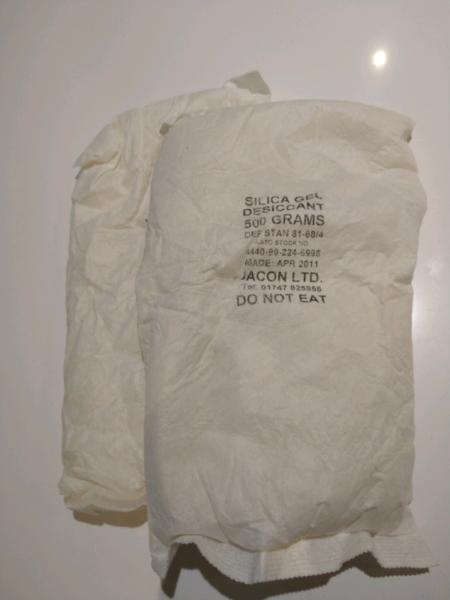 Silica gel for sale  Whiteley, Fareham