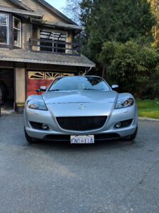 Immaculate Low Low KM 2008 Mazda RX8 - Killer Deal! - $7650