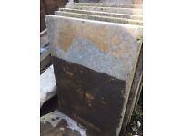 3 x 2 (900x600) concrete flags / slabs (50 mm)