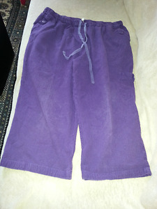 Capris and cropped pants for sale