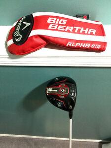 Big Bertha Alpha 815 Right-Handed Driver