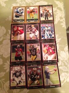 12 Topps Football Rookie Cards - Mint St. John's Newfoundland image 1