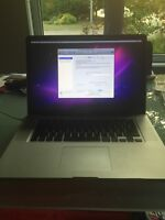 "Apple MacBook Pro 15"" Core 2 Duo 2.8  june 2009 with box"