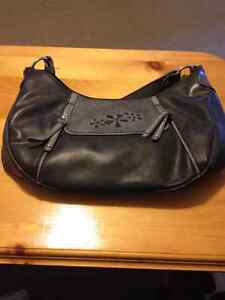 GREY LEATHER - LIKE PURSE FOR SALE!!!!!!
