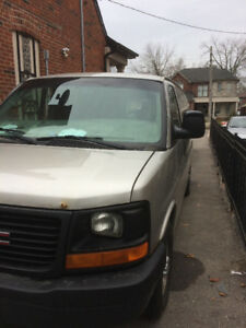 GMC savana part out