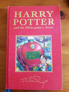 Harry Potter Deluxe Collector's Edition (7 books)