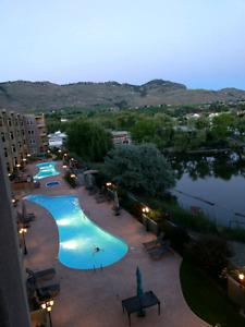 Osoyoos Condo for August Rental