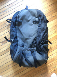 Gently used MEC Pangea 75 traveller backpack for sale