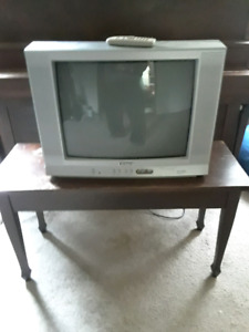 20 inch television