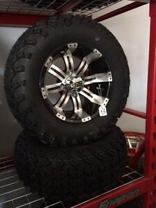 "Golf Cart Tires & RIM's, Alloy Rims for sale! 10-14"" Kitchener / Waterloo Kitchener Area image 7"