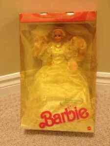 Barbie Collectors 1989 Wedding Ultimate Dream Doll London Ontario image 1