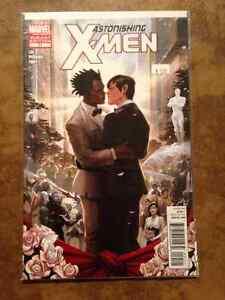 Astonishing X-Men #51 Variant Marko Djurdjevic Gay Wedding RARE
