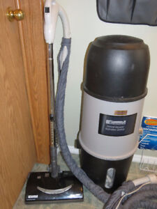 Kenmore Deluxe Central Vacuum Cleaner with Accessories
