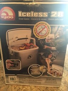 Brand new ice less travel cooler