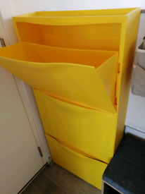 Shoe and Item Organiser Storage Storage Rack