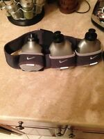 Nike hydration belt, new never used/worn