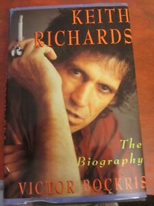 ROLLING STONES :  KEITH RICHARDS BIOGRAPHY