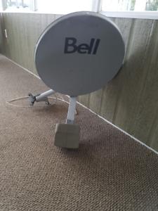 antenne Bell parabolique   expres vue