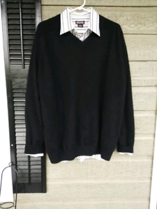 PRINGLE ™ OF SCOTLAND % CASHMERE SWEATER