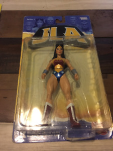 Justice League of America Series One Figures - Unopened