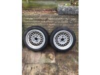 Bmw e34 bbs wheels 15''