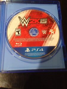 WWE 2K15 PS4  Cambridge Kitchener Area image 3