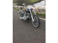 Harley Davidson fxst softail (price reduced)