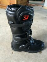 AlpineStar Tech 3 Mx/Atv boots (Size 4)