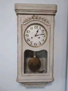 Refinished Antique Grandfather Clock