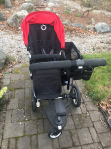 Bugaboo Donkey Mono/Duo with ALL the attachments!