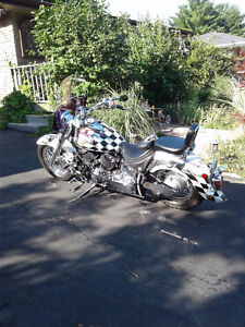 For Sale 2000 Yamaha V Star Classic