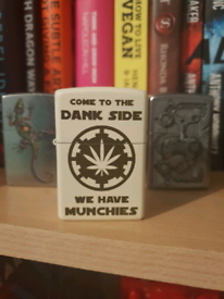 ZIPPO LIGHTERS. (NOW SOLD!!)