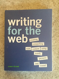 Writing for the Web - Lynda Felder