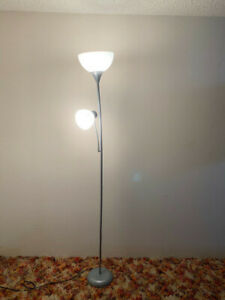 Beautiful tall floor lamp for sale!