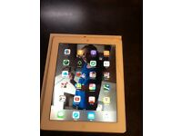 iPad 2 with charger and box