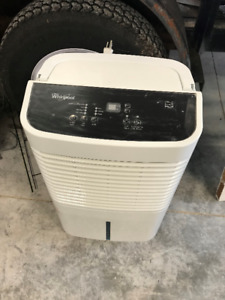 Reduced Whirpool Dehumidifier for Sale