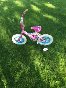 BARBIE 12 INCH BIKE FOR YOUR LITTLE GIRL