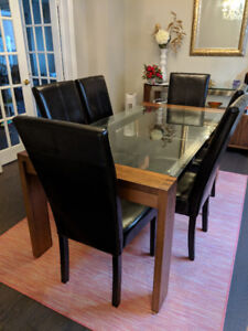 Large Dining Table including Console Table