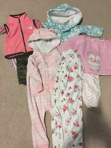 9 month baby girl lot Cambridge Kitchener Area image 1