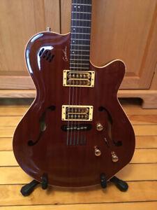 Godin Electric Jazz guitar.
