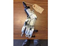Astra ignition switch with key