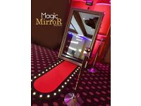 Magic Mirror Hire / Photo Booth Hire from £299