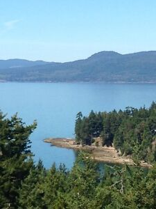 20 acres, OCEAN VIEW OFF GRID LASQUETI ISLAND