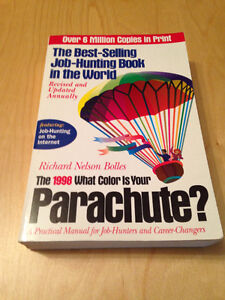 Guide anglais emploi «What Color is your parachute?» - Bolles