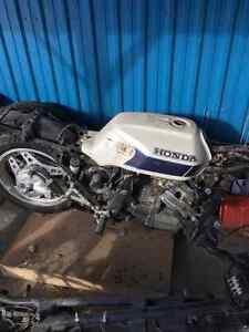 Honda CX 650E parts