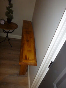 Live Edge Couch Table Kingston Kingston Area image 2