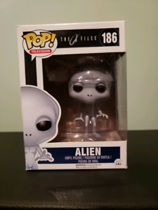 Alien (The X-Files) POP Vinyl